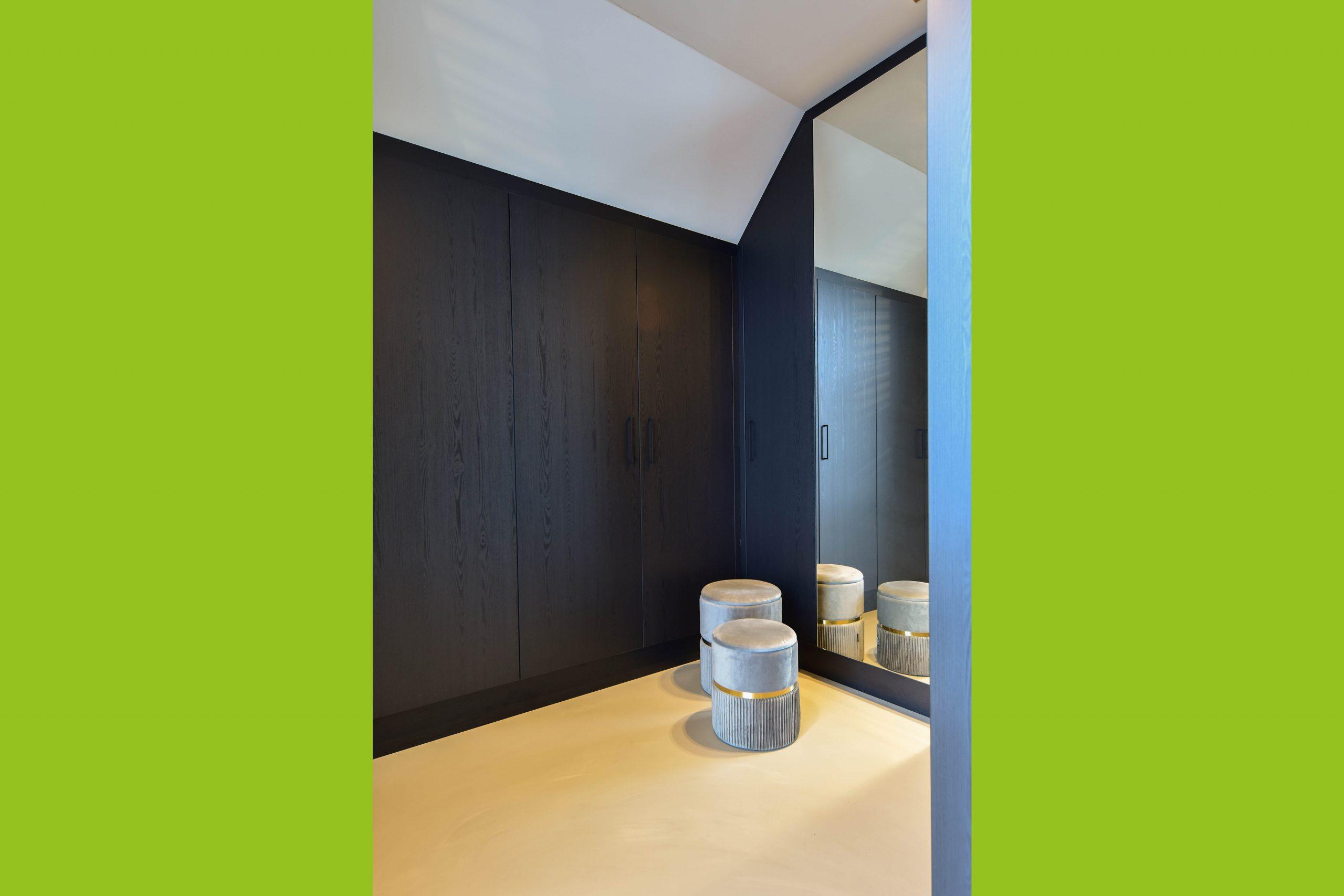 Maatwerk inloopkast - Lemmens interieurs