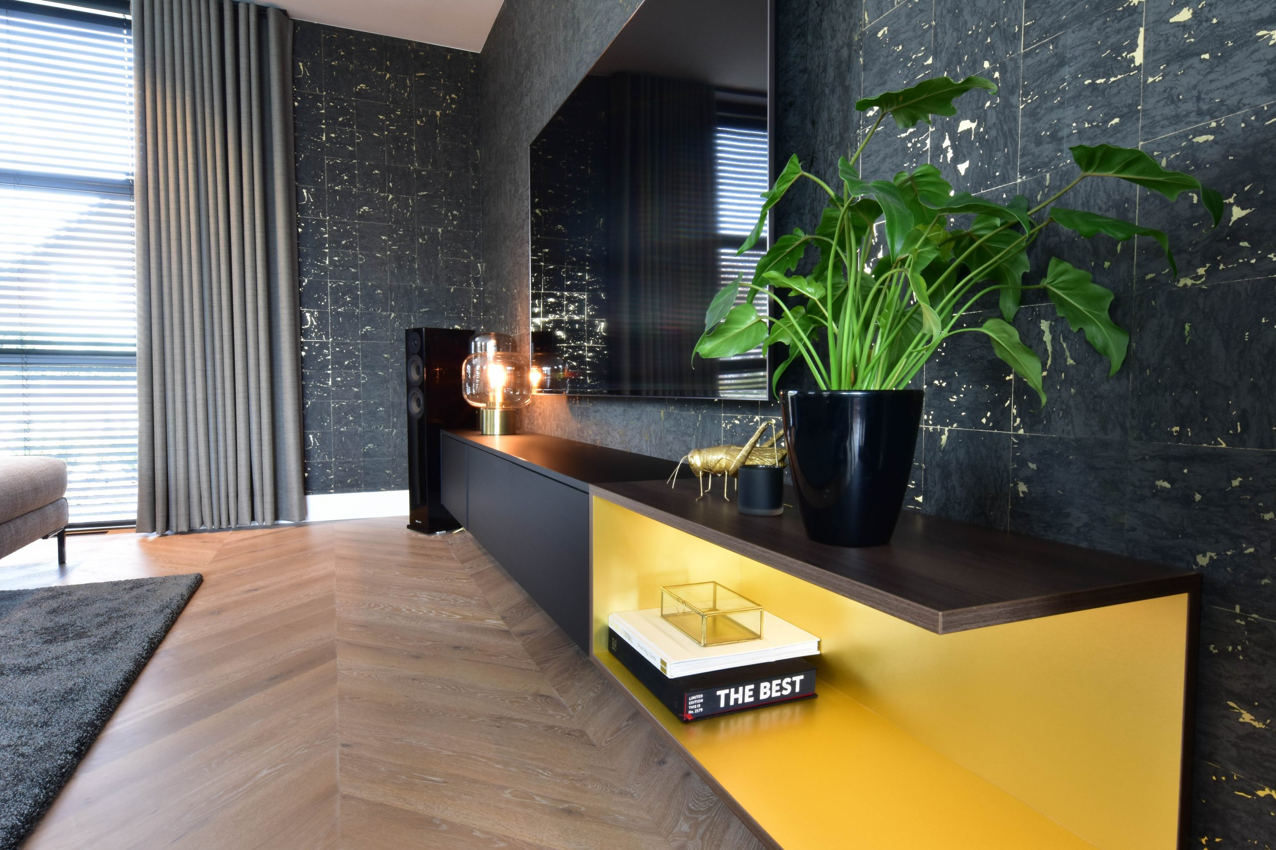 maatwerk tvmeubel - Lemmens interieurs